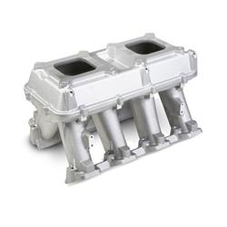 Holley 300-113 Carbureted Hi-Ram Intake, 2 x 4150