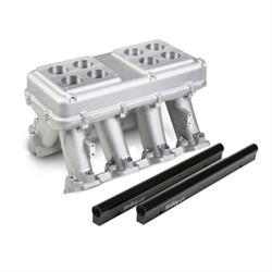 Holley 300-114 EFI Hi-Ram Intake, 2 x 4500