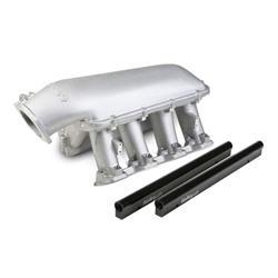 Holley 300-116 EFI Hi-Ram Intake for 1 x 92mm GM LS Throttle Body