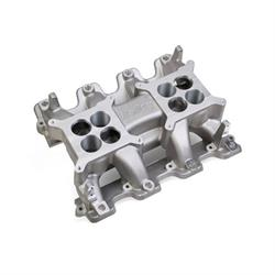 Holley 300-134 Holley LS Mid-Rise Dual Plane Intake Manifold