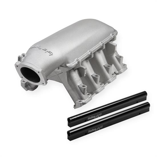 Holley 300-140 Hi-Ram Intake Manifold, GM LT1, 1 x 105mm