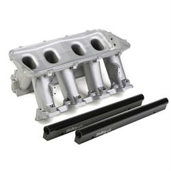 Holley 300-214 Hi-Ram Lower Manifold, LS3/L92, EFI