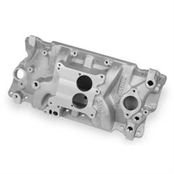 Holley 300-49 Pro-Jection TBI Intake Manifold, High Rise Dual Plane
