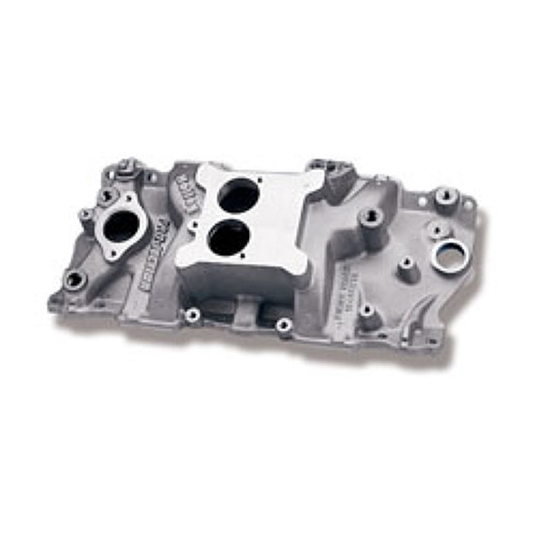 Holley 300-66 Pro-Jection TBI Intake Manifold, High Rise Dual Plane