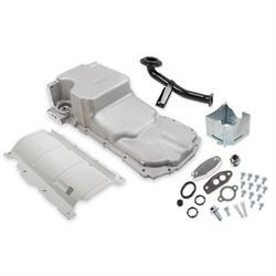 Holley 302-22 GM Gen V LT Retro-Fit Oil Pan, Drage Race
