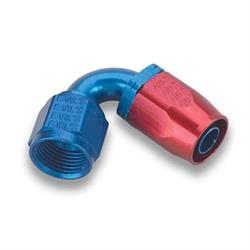 Earls 312012ERL Auto Fit Female Hose End, 120 Degree, -12 AN to -12 AN