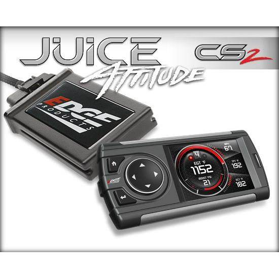 Edge 31403 Juice w/Attitude CS2 Programmer,04-05 Dodge Cummins Diesel