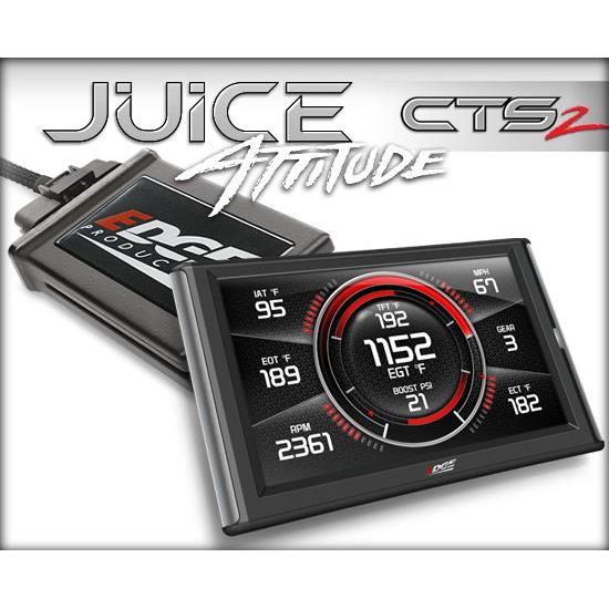 Edge 31501 Juice w/Attitude CS2 Programmer,01-02 Dodge Cummins Diesel