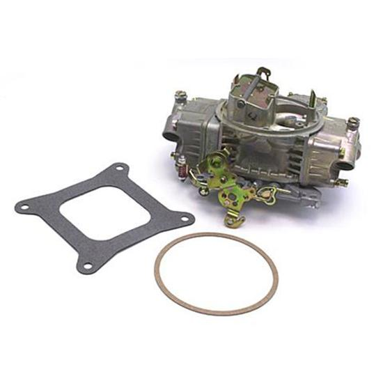 Holley 0-3310C 4160 Street 4 Barrel Carburetor, 750 CFM, Manual Choke