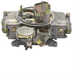 Holley 0-3310C 4160 Street 4 Barrel Carburetor, 750 CFM, Manual Choke