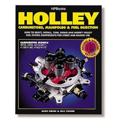 Holley 36-73 Holley Carburetor, Manifolds and Fuel Injection