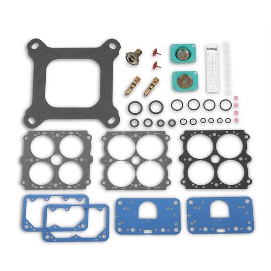 Holley 37-1550 Fast Kit Carburetor Rebuild Kit for 2300 Ultra XP Carburetors