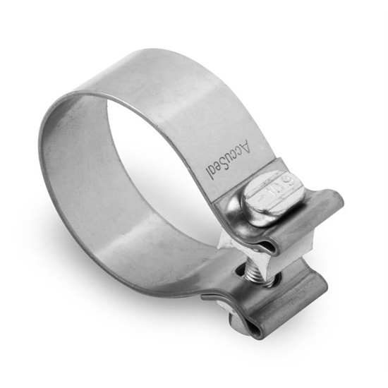 Hooker 41166HKR Stainless Steel Band Clamps, 2-1/2 Inch, 10-Pack