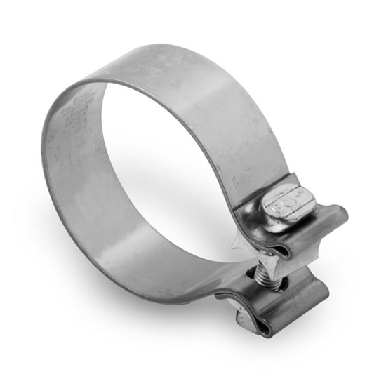 Hooker 41169HKR Stainless Steel Band Clamp, 3 Inch, 10-Pack