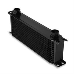 Earls 41300AERL 13 Row Oil Cooler Core, Black