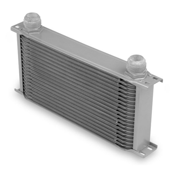 Earls 41916ERL 19 Row Oil Cooler, -16 AN