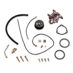 Holley 45-223S Electric Choke Conversion Kit w/Internal Vacuum Source