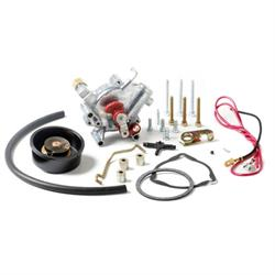 Holley 45-224S Electric Choke Conversion Kit w/External Vacuum Source