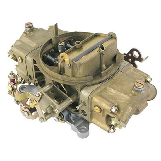 Holley 4776C 4150 Double Pumper 600 CFM 4 Barrel Carb, Manual Choke