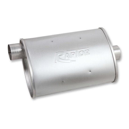 Flowtech 50050FLT Raptor Turbo Performance Muffler