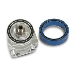 Earls 504ERL Billet Aluminum Sandwich Style Oil Thermostat