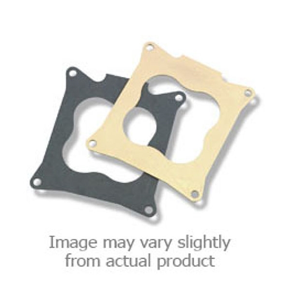 Holley 508-18 Throttle Body Base Plate & Gasket Sealing Kit, 2000 CFM