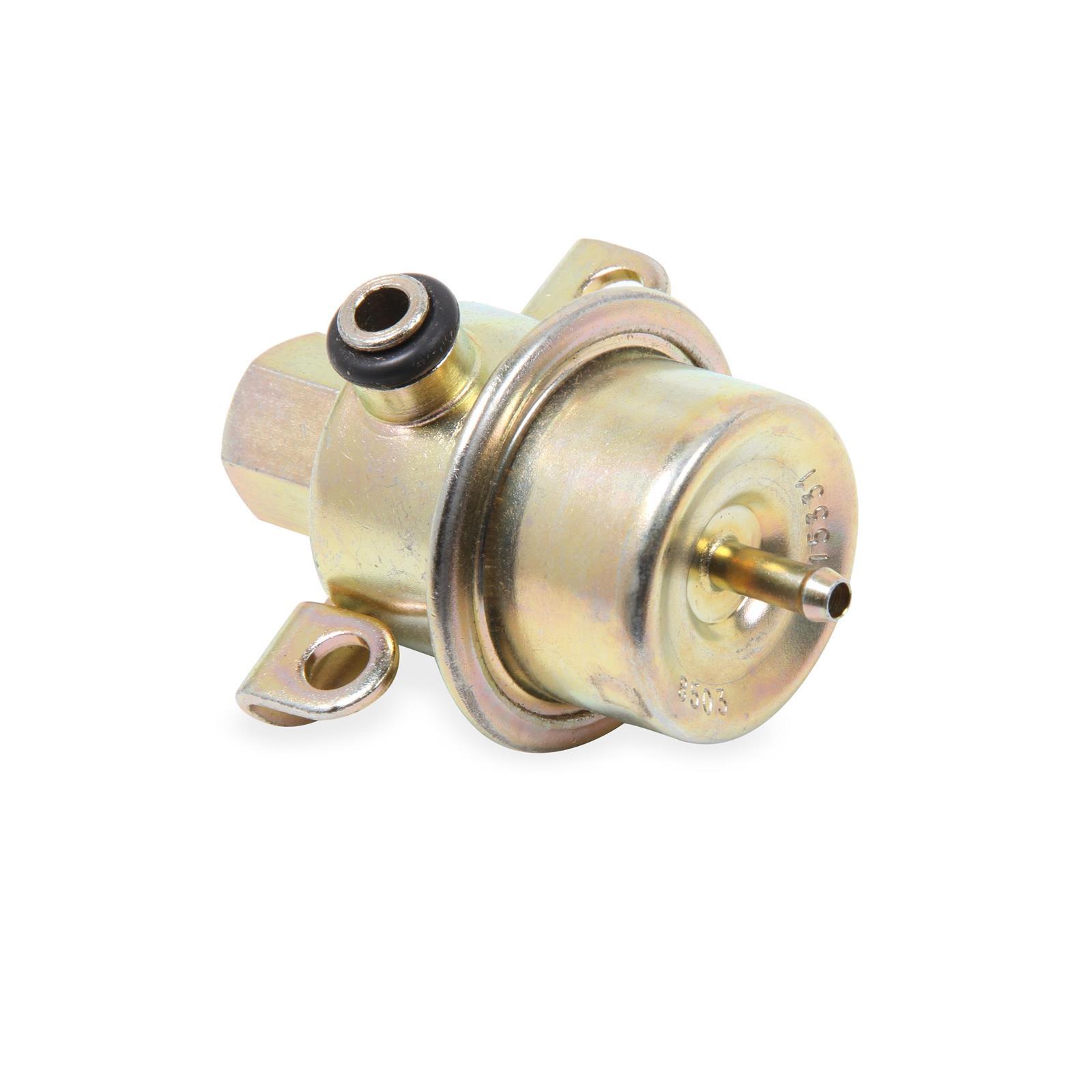 12-848 Holley Performance Dominator Billet EFI By-Pass Fuel Pressure Regulator