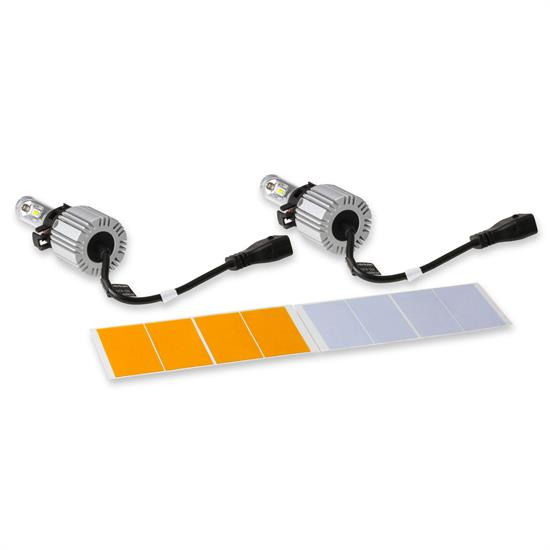 Led Replacement Headlight Bulbs >> Details About Holley 5202bel Bright Earth Led Replacement Headlight Bulbs 5202