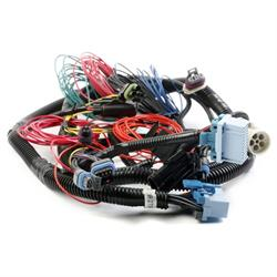 Holley 534-147 Commander 950 Main Wiring Harness