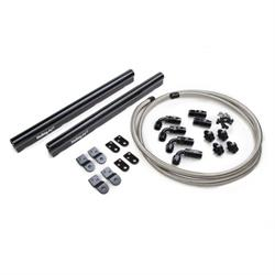 Holley 534-210 LS Hi-Flow Holley EFI Fuel Rails