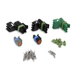 Holley 534-213 Connector Kit for Holley EFI Stealth Ram Power Pack Kit