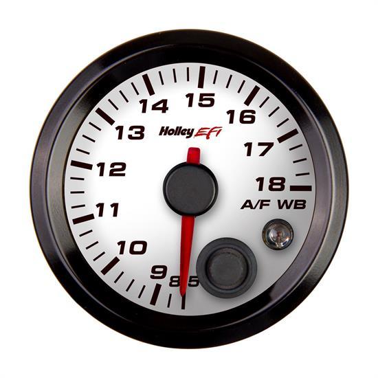 Holley EFI 534-215W EFI Standalone Air/Fuel Wideband 02 Gauge Kit