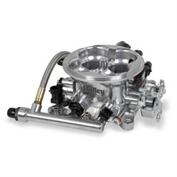 Holley 534-216 Service Terminator Throttle Body w/o Harness, Polished