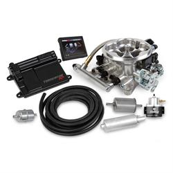 Holley EFI 550-405K EFI 4bbl Throttle Body Fuel Injection Master Kit