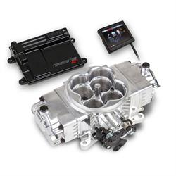 Holley 550-440K Terminator Stealth EFI Master Kit, Shiny