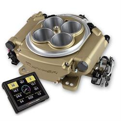 Holley Sniper 550-516 EFI Self-Tuning Kit, Classic Gold