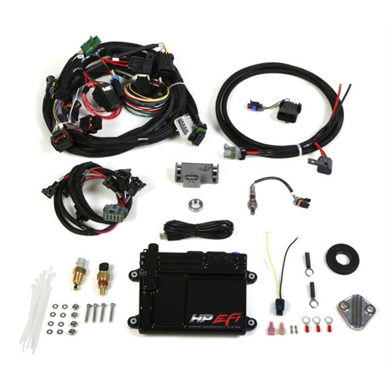 Holley 550-601N EFI ECU & Harness Kits, Includes NTK Oxygen Sensor