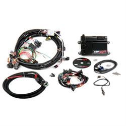 Holley 550-602N EFI ECU & Harness Kits, Includes NTK Oxygen Sensor