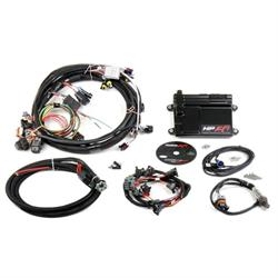 Holley 550-602 HP EFI ECU & Harness Kit, LS1/LS6, Bosch O2