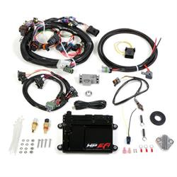 Holley 550-604N EFI ECU & Harness Kits, Includes NTK Oxygen Sensor