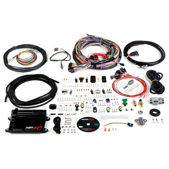 Holley 550-605N EFI ECU & Harness Kits, Includes NTK Oxygen Sensor