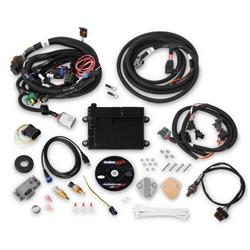 Holley 550-606N EFI ECU & Harness Kits, Includes NTK Oxygen Sensor