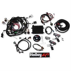 Holley 550-617 HP EFI ECU & Harness Kits