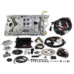 Holley 550-810 HP EFI Multi-Port Fuel Injection System V8 4 bbl