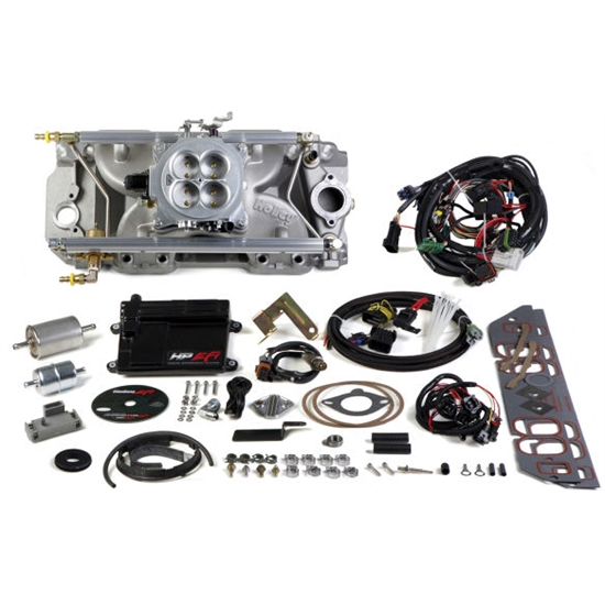 Holley 550-830 HP EFI Multi-Port Fuel Injection System V8 4 bbl