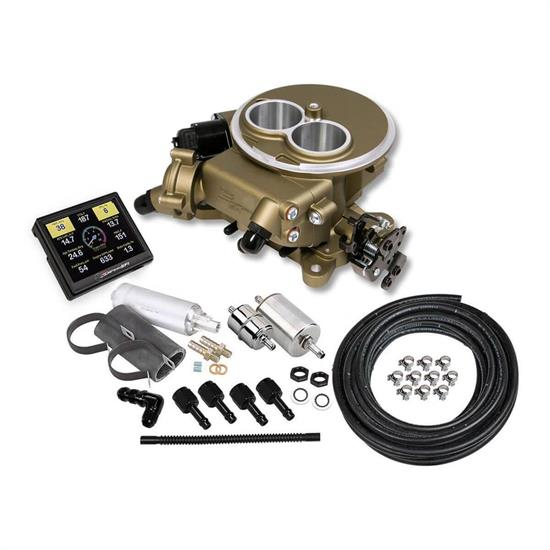 Holley Sniper 550-851K EFI 2300 2-Barrel Self-Tuning Master Kit