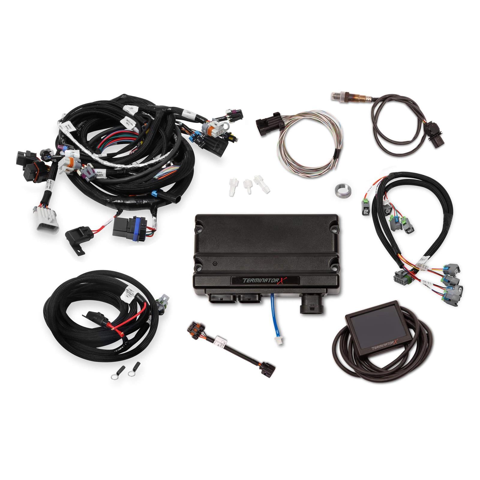 Holley 550-905 Terminator X LS2/LS3 MPFI Kit