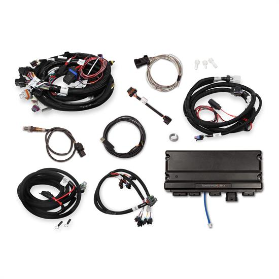 Holley 550 917t Terminator X Max Early Truck Engine Mpfi Kit