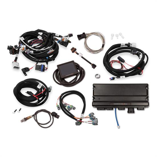 Holley 550 918 Terminator X Max Ls2 Ls3 Mpfi Kit