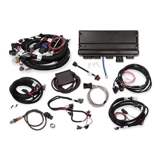 Holley 550-926 Terminator X Max 24X/1X Injector Harness Kit, LS6